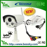 High Quality Waterproof IP66 Outdoor Dome 2 Megapixel Digital IP Camera drain cameras for sale