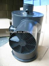 High quality truck parts viscous air filter,DONGFENG filter assembly