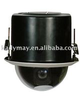 embeded mount PTZ high speed Dome Camera