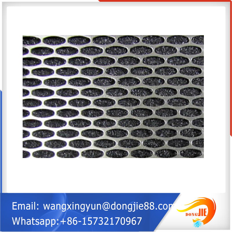 Good service Pallet packing pvdf perforated metal mesh