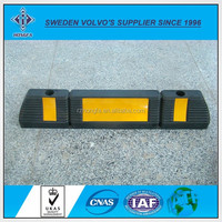 Long Rubber Garage Car stoppers in Traffic Equipment