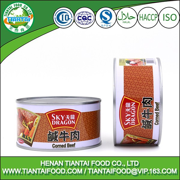 canned food brand halal canned corned beef wholesale canned corned beef meat factory