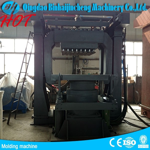 aluminum injection die casting machine