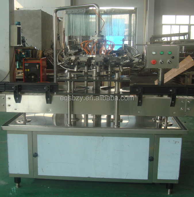 bottle washing machine for pet or glass bottle-taire machine