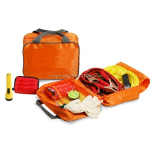 Auto safe pack for road-side emergency car first aid kit