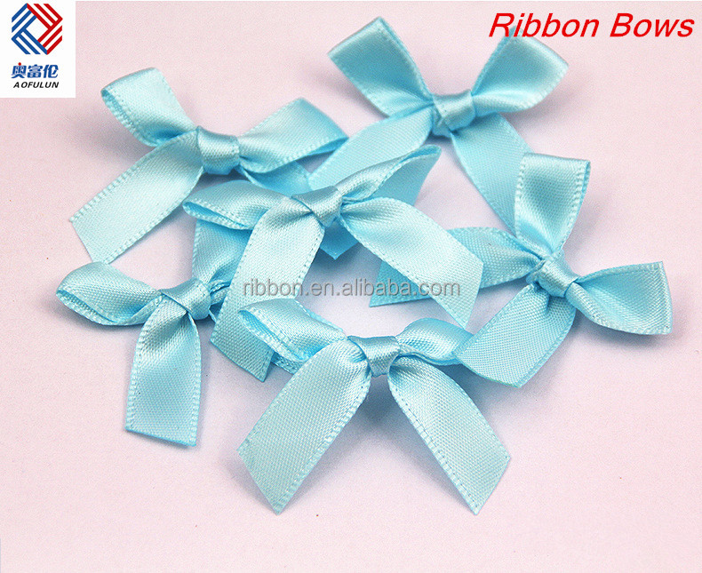 Decoration Ribbon Bow, Hand-made Bow-knot