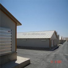 Professional Design Prefab Steel Poultry Building Plans
