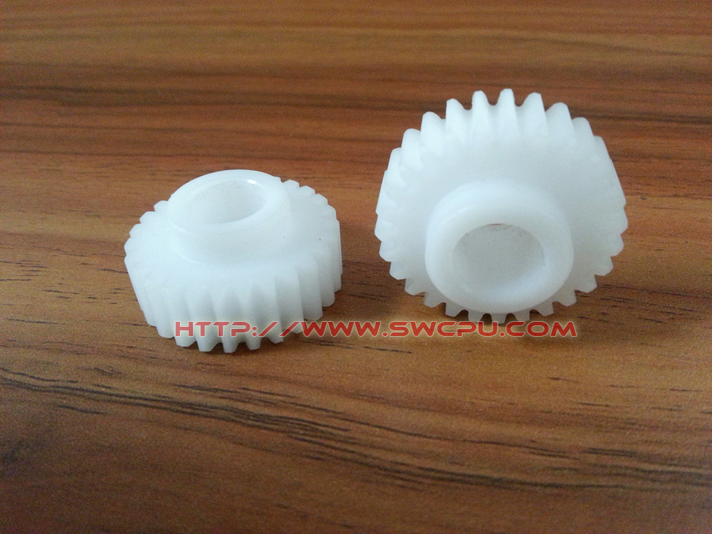 CNC Machined High Precise Large Toy POM/HDPE/UHMW Plastic Gears