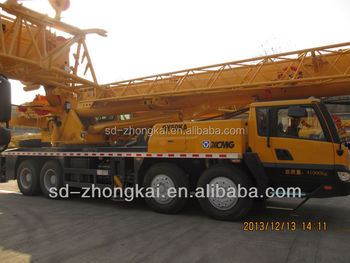 large scaled mobile crane QY50K-II