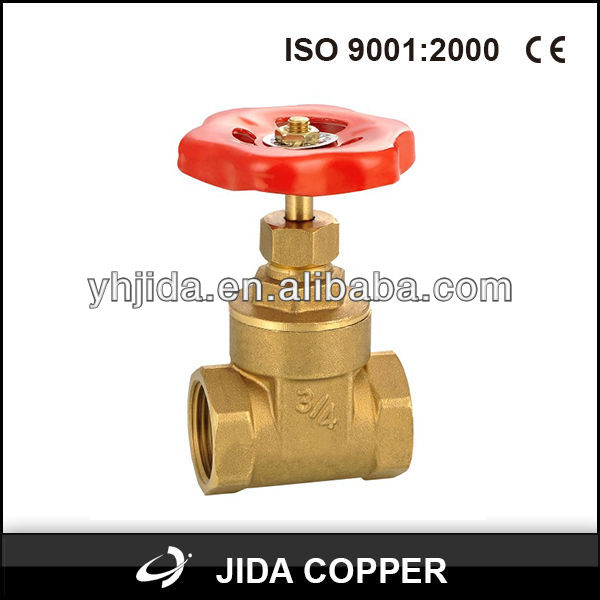 JD-1016 2-way valve cast gate valve bonnet