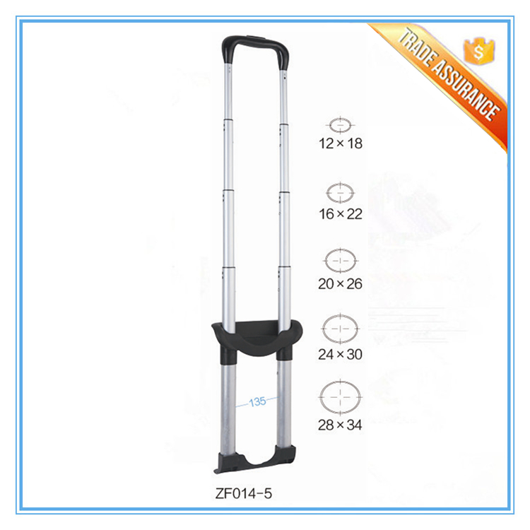 Best Price Luggage Trolley Telescopic Handle Parts