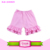 2018 Baby clothes baby girls shorts high quality triple ruffles shorts children kids cotton clothing blank infant icing shorts