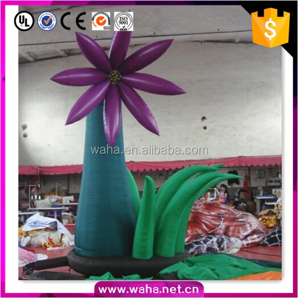 Promotion event use inflatable flower,decoration inflatable