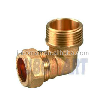 Copper pipe fitting of screw type buy screw fittings for for Copper pipe types