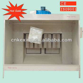 PCB-24001 powder coating system