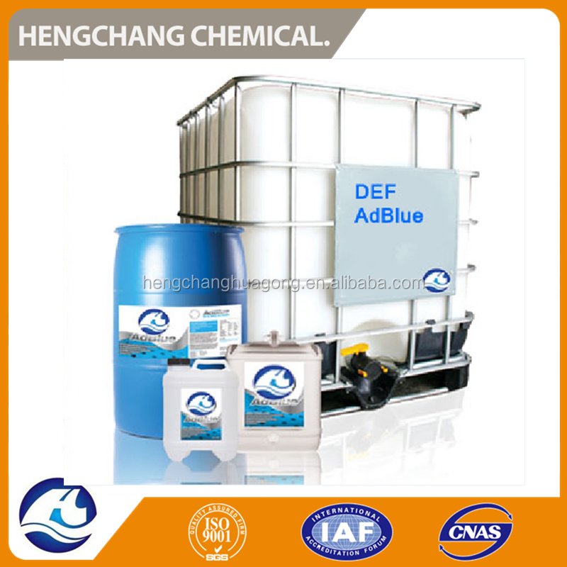 China Manufacturer Supply AdBlue/DEF urea n46 fluid for truck