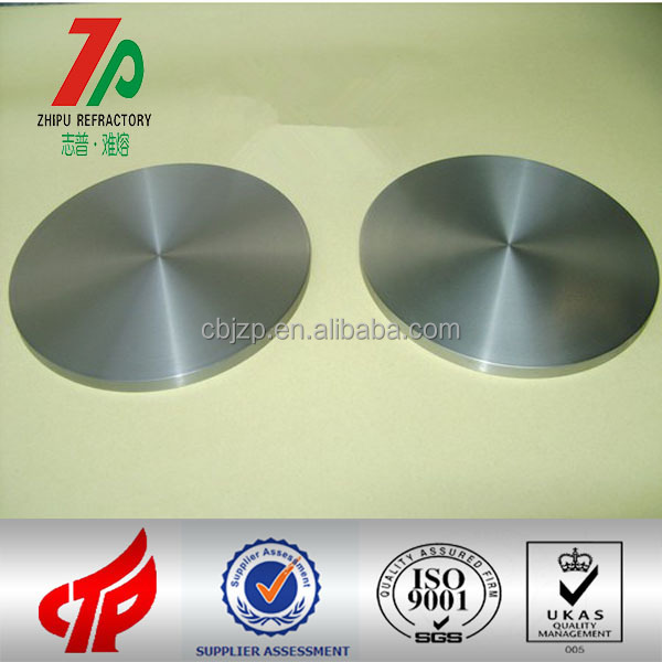 ASTMB708high quality tantalum round for industrial