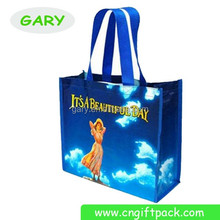 Recycle PP Laminated Non Woven Shopping Tote Bag