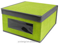 nonwoven aluminium storage box foldable