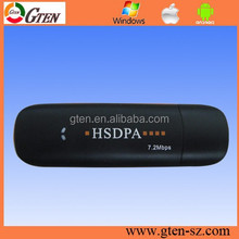 Factory supplied unlocked huawei t173 3g usb modem for mac 0s for TV box Car DVD Navigator