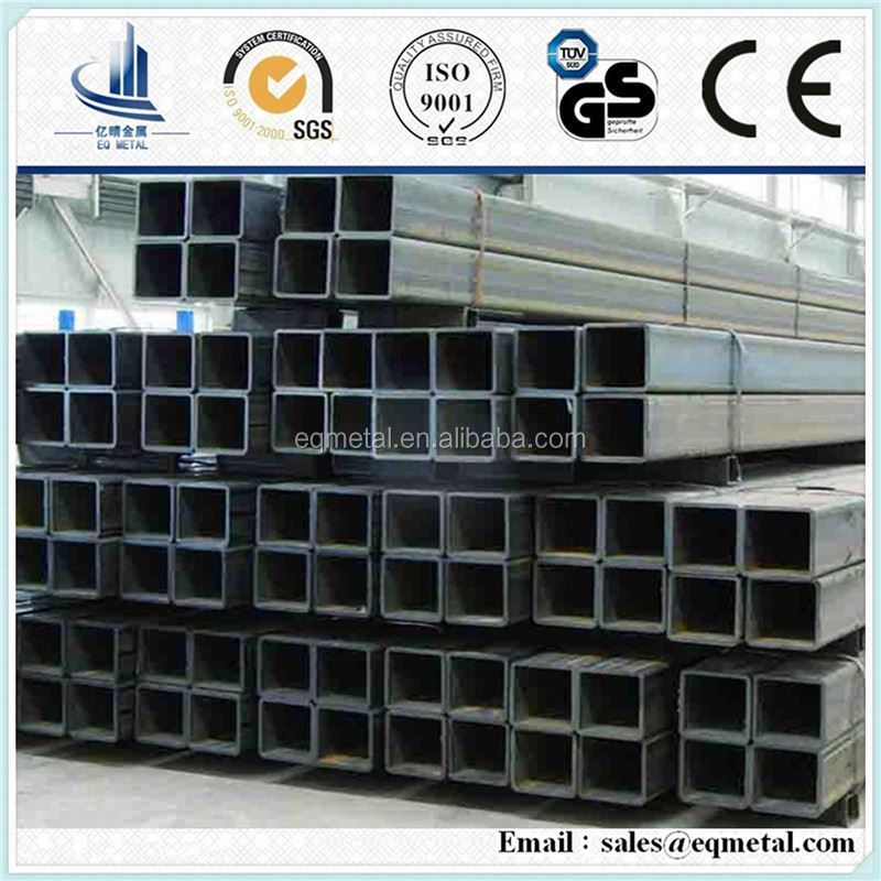 tapered steel tube