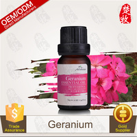 Bulk and OEM/ODM Pure Geranium Essential Oil