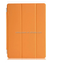 Smart cover Intelligent sleep 3 folding leather cover for ipad air