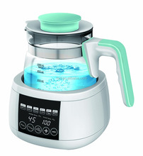 24 hours constant temperature milk modulator or multifunciton electric milk warmer pot with LCD display for baby