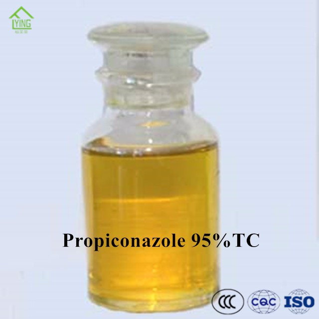 Top quality competitive price bio pesticide propiconazole fungicide 250g/l ec 95% tc ,CAS 60207-90-1