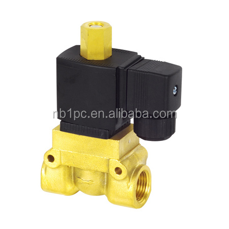 5404 Series NORMALLY OPEN High Pressure High Temperature Water Heater Solenoid PISTON Valve