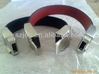 leather wristband usb flash drives