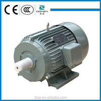 Specifications Of Asynchronous Electric Induction Motors