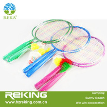Cheapest Kids Badminton Racket Set for 2 -Player with a shuttlecock