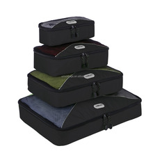Lightweight Foldable 2016 new 4pcs fashion packing cubes for travel