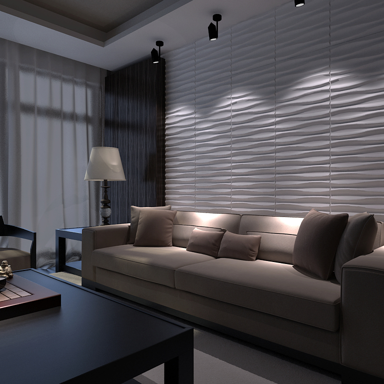 China factory 3d texture interior 3D <strong>Wall</strong> & 3D <strong>Wall</strong> Panel decorative for home and projects