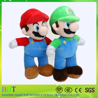 Wholesales plush mario bros toys