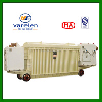 Mining Flameproof Mobile Substation 4000KVA Transformer