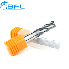 BFL Flutes Flat End Mill different kinds of cutting tools from china