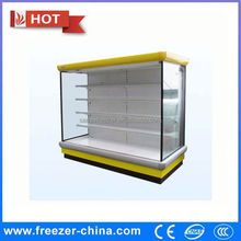 supermarket refrigerator thermo electronic fridge