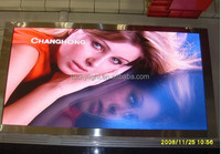 Latest and hot products led taxi cab top light led screen/advertising display for car