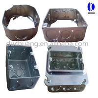 DC Metal Waterproof Conduit Boxes Metal Box Junction Box
