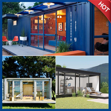 with fast global shipping container house luxury prefabricated with 3d design service china