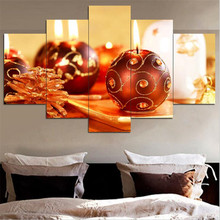 Christmas gifts decorative painting restaurant hotel oil painting cross-border e-commerce goods manufacturer custom canvas drawi