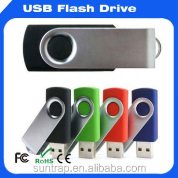 promotion swivel USB Flash Drive