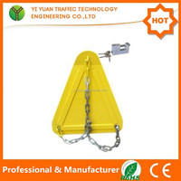 car safety lock car steering wheel lock motorcycle wheel clamp
