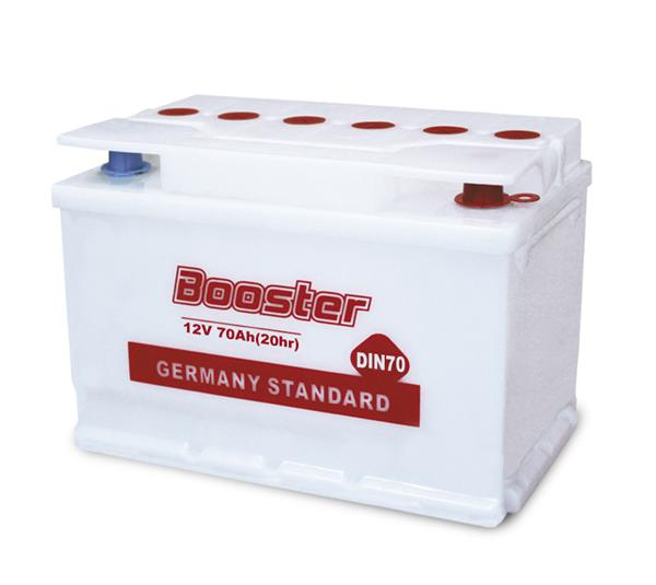 Manufacturing Prostar Car Battery Supplier Dry Cell Charged German AUDI Auto Batteries for car 12V DIN70
