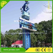 China Manufacturer amusement frog jumping for sale