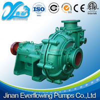 Test strictly sand and gravel suction pump