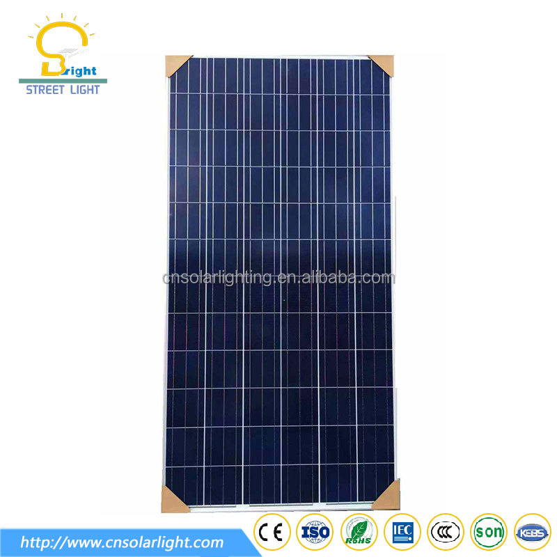 CE approved 150W solar panel price list