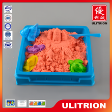 Wholesale colored hydrophobic magic sand toys, magic sand for kids